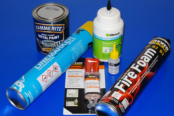 fixings-adhesives